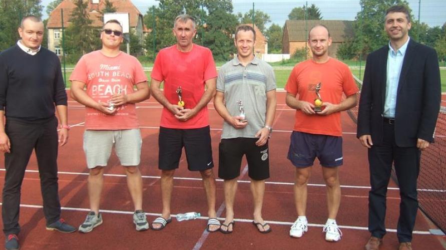 Tenis ziemnyo puchar Burmistrza Kobylina