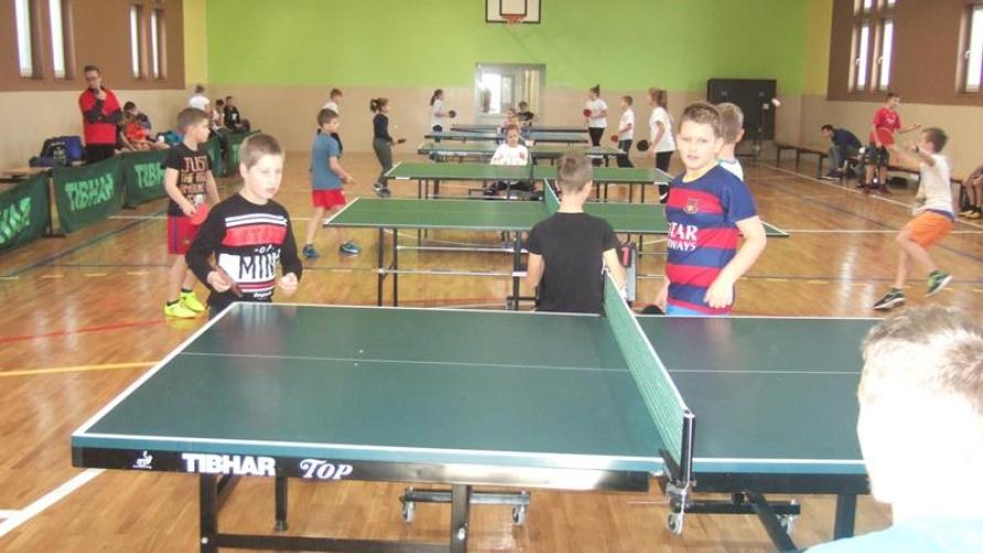 Turniej Niepodległości - tenis stołowy