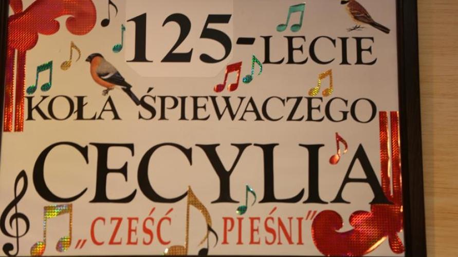 125 lecie Koła ŚpiewaczegoCecylia w Kobylinie 1892 -2017