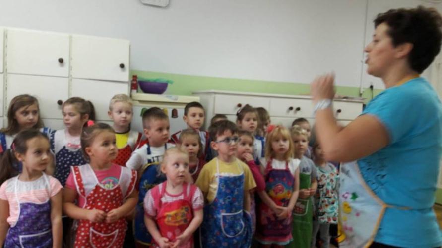 """"""" Przedszkolne rogaliki św. Marcina"""""""