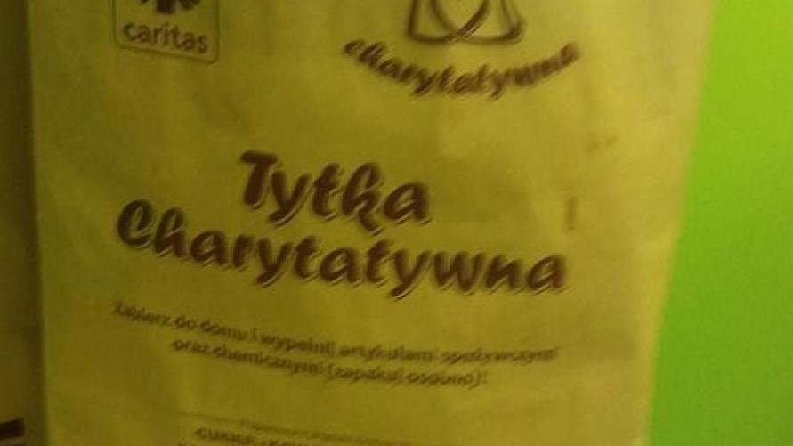 TYTKA CHARYTATYWNA SP Zalesie Małe