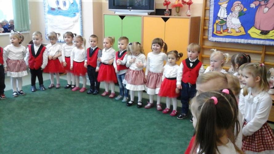 Dzień Babci i Dziadka w Kobylińskim Przedszkolu