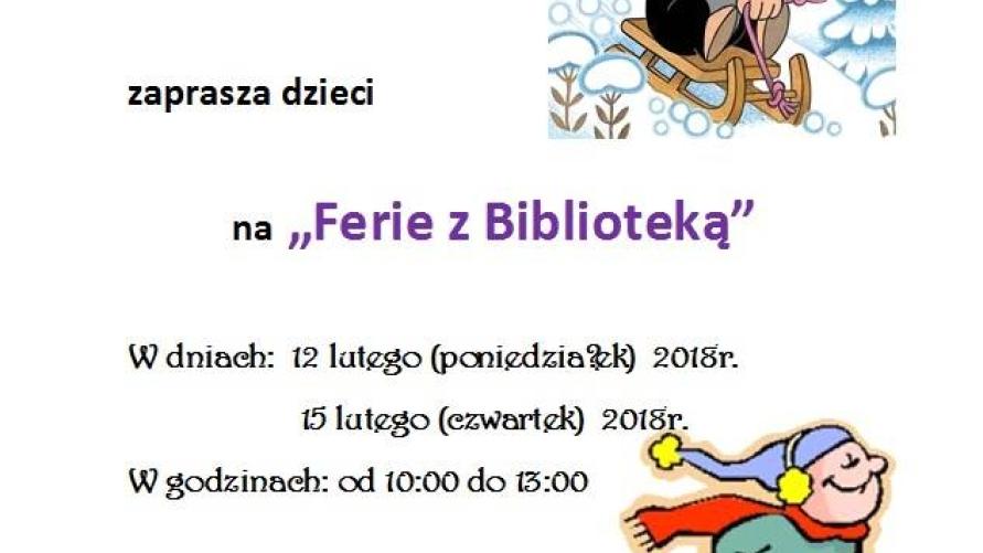 Ferie z Biblioteką w Łagiewnikach