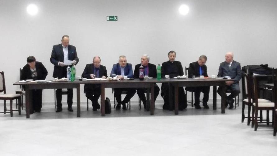 Zebranie Kółka Rolniczego i Koła Gospodyń Wiejskich w Wyganowie