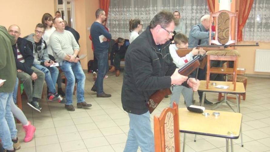 Mistrzostwa Łagiewnik - strzelanie z kpn