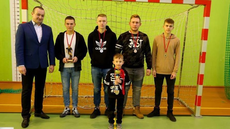 Kobylińska Halowa Liga Piłki Nożnej