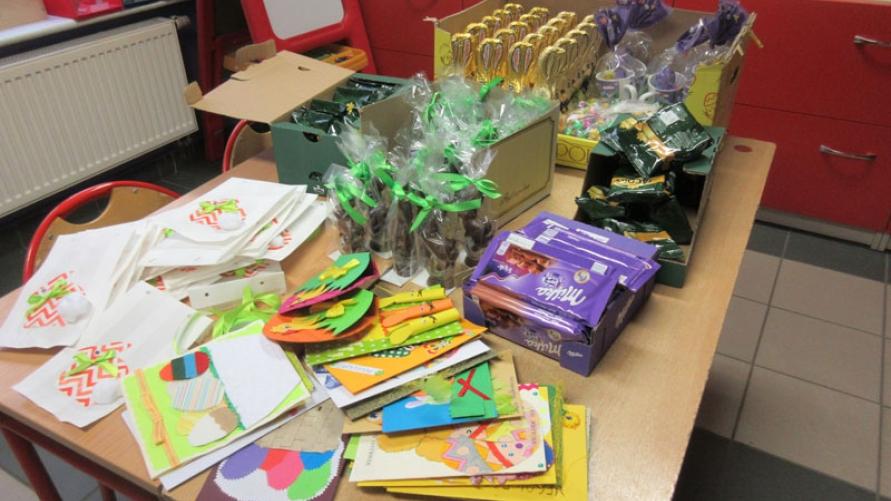 Dar Juniora dla Seniora w SP Kobylin