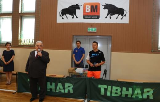 X Otwarty Turniej Tenisa Stołowego o puchar Burmistrza Kobylina
