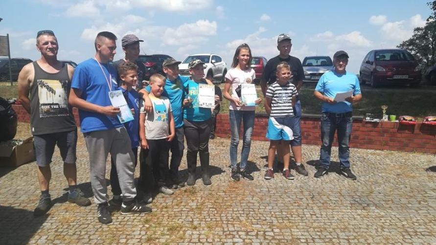 Wędkarskie mistrzostwa rejonu VIII w Długołęce