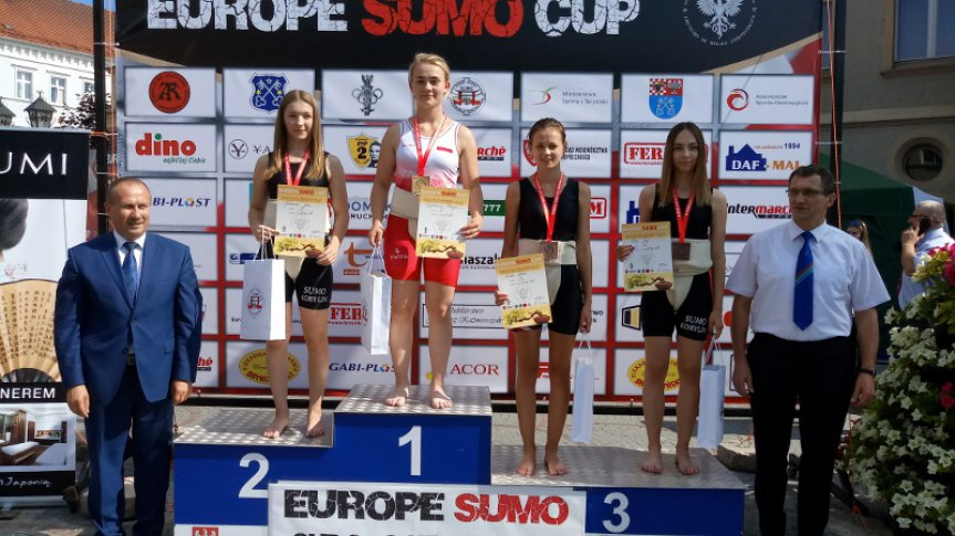 EUROPE SUMO CUP