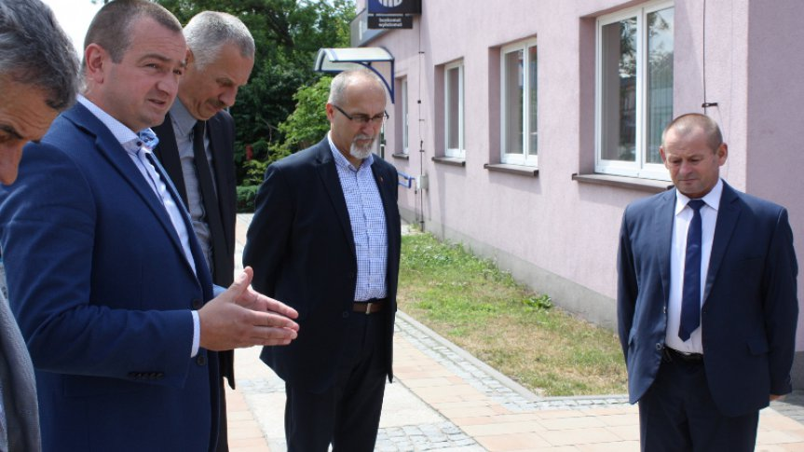 Wspólna inwestycja gminy Kobylin i powiatu krotoszyńskiego