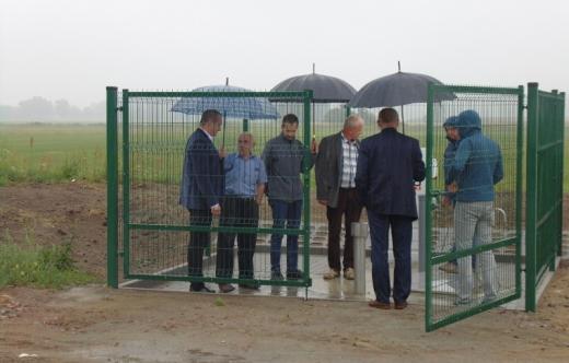 Budowa kanalizacji sanitarnej w Długołęce