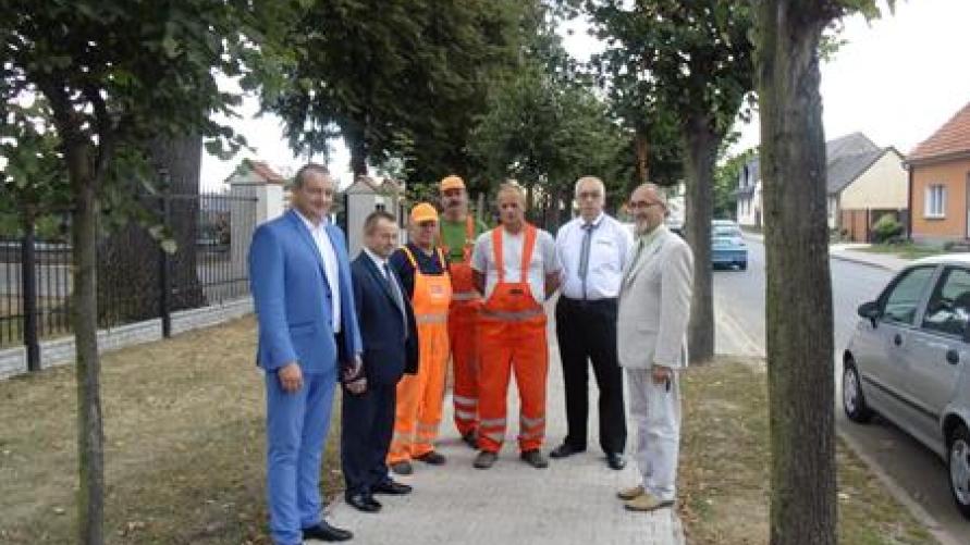 Kolejny dowód dobrej współpracy Gminy Kobylin i Powiatu krotoszyńskiego