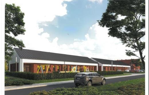Ogłoszony został przetarg na budowę Przedszkola w Smolicach