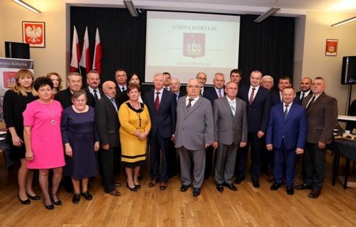 Uroczysta Sesja Rady Miejskiej w Kobylinie