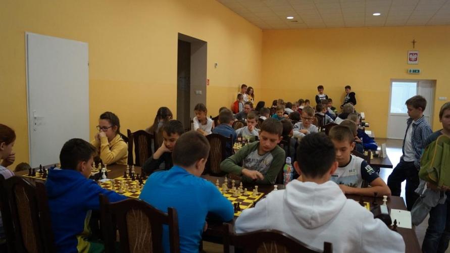 Powiatowe mistrzostwa w szachach