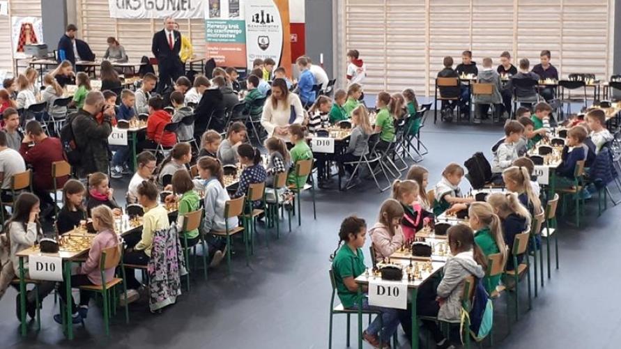Mistrzostwa wielkopolski w szachach