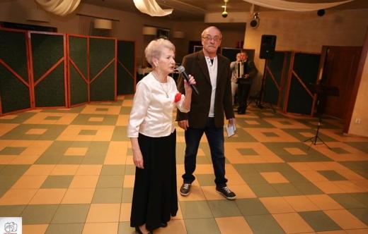 Dzień Seniora w Klubie Seniora Złoty Wiek