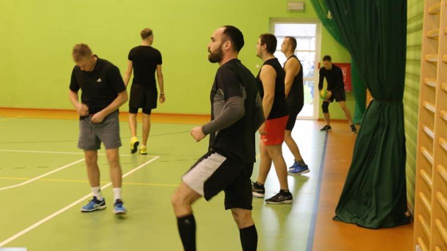 Pierwszy Turniej Siatkówki o Puchar Burmistrza Kobylina