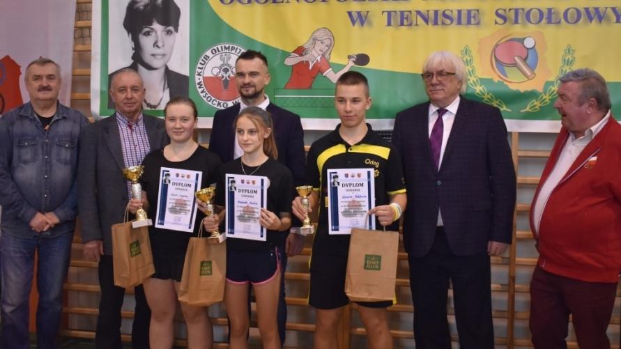 Zawodnicy Spółdzielcy na podium w Ogólnopolskim Turnieju we Wtórku