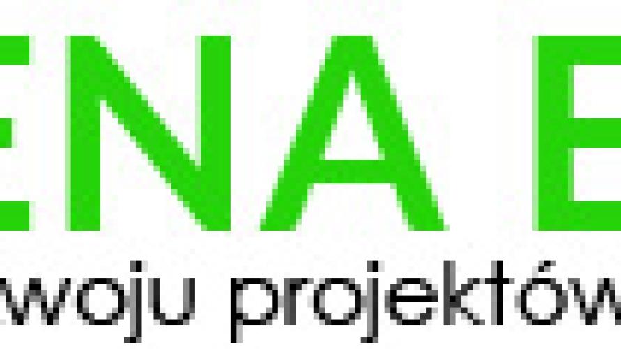 """Logo z napisem """" ARENA ENERGY Biuro rozwoju projektów energii odnawialnej"""""""
