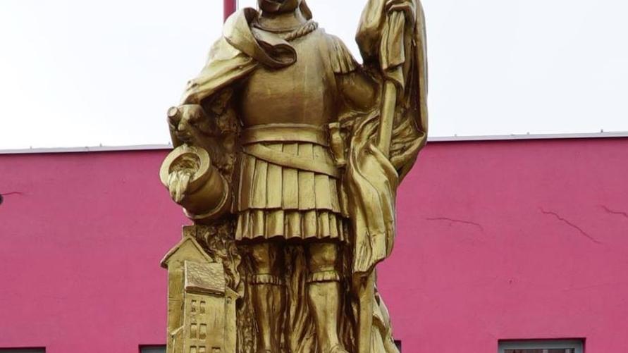 Pomnik Floriana.
