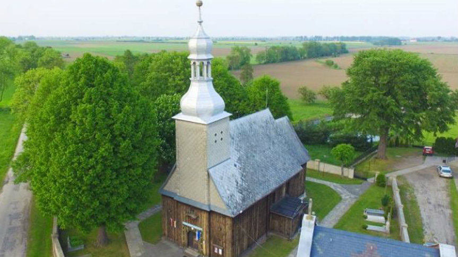 kościół w Starymgrodzie