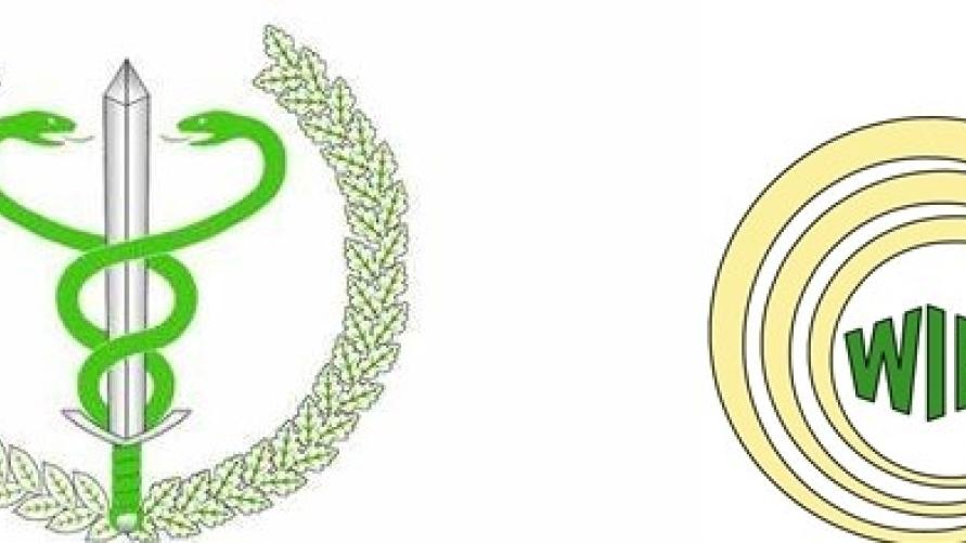 logo głównego inspektora weterynarii i wielkopolskiej izby rolniczej