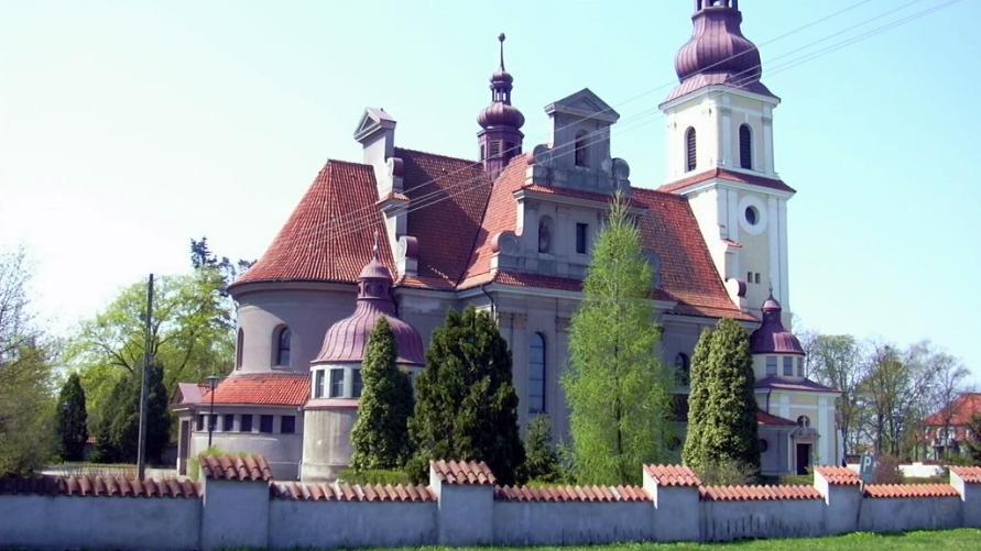 kościół w Smolicach
