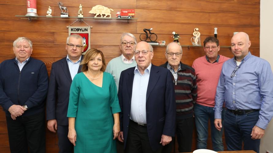 Holendrzy z wizytą w Urzędzie Miejskim