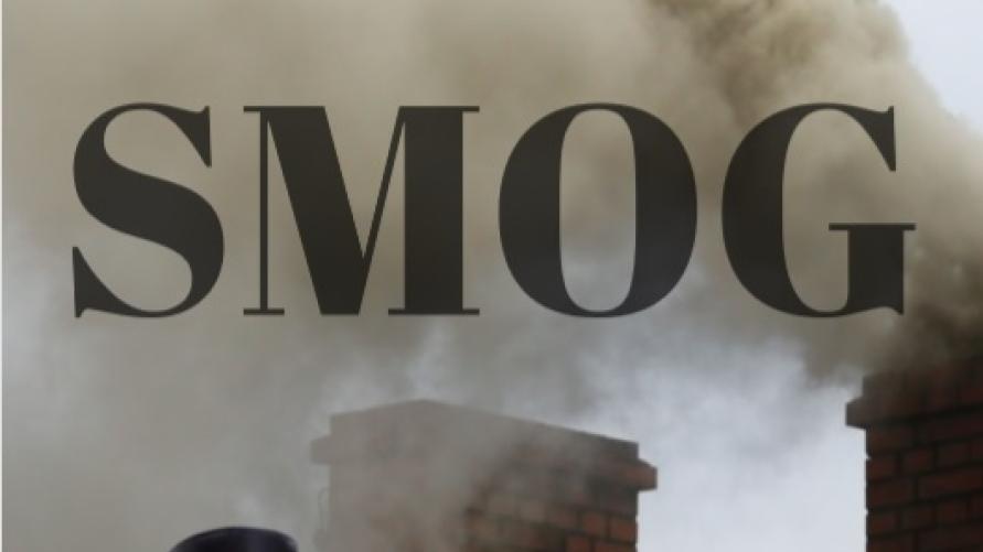 Plakat SMOG