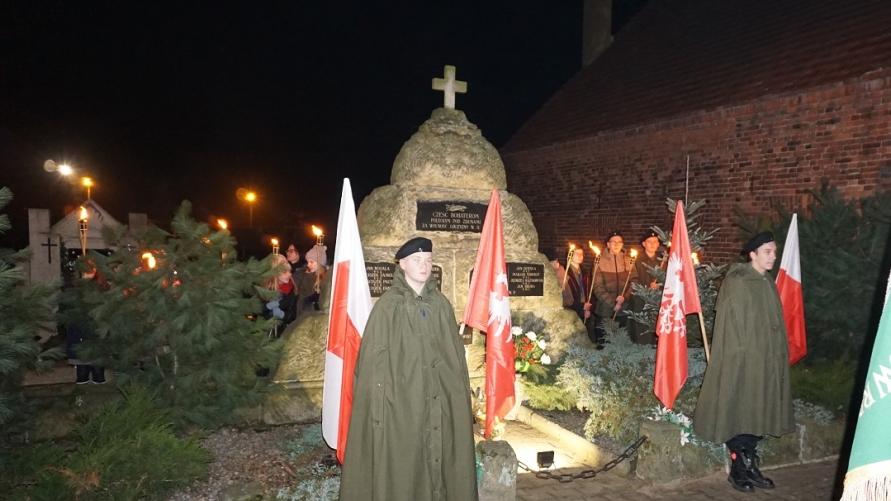 Pomnik Powstańców Wielkopolskich w Zdunach