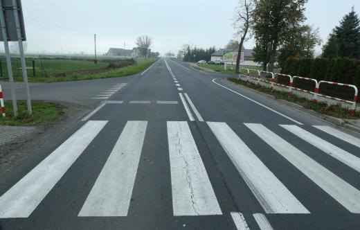 Droga krajowa nr 36 w Smolicach