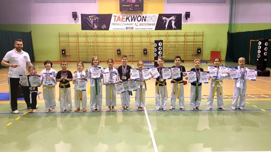 Medaliści sekcji Kobylin klubu KS Tiger Wielkopolska