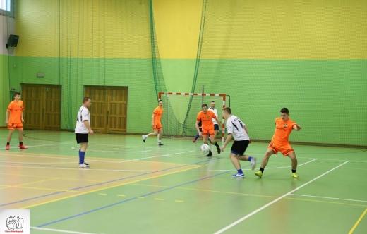 Halowy Turniej Piłki Nożnej o Puchar Komendanta Miejsko-Gminnego OSP RP