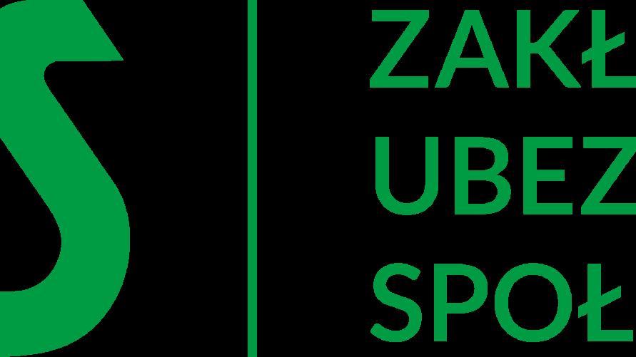 Logo ZUS.