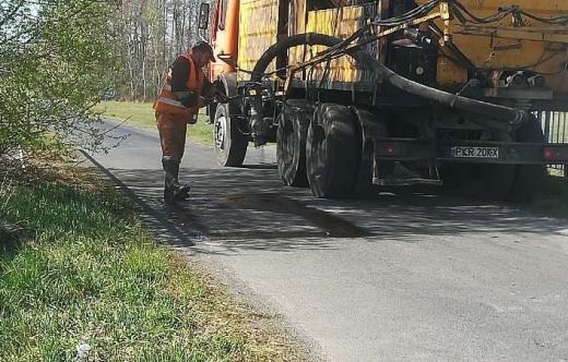 Remonty dróg gminnych