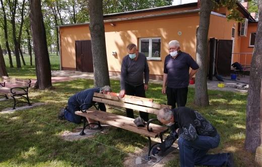 Sołectwa ruszyły do działania - Kuklinów i Wyganów