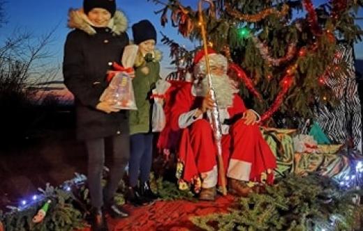 Mikołaj w Długołęce