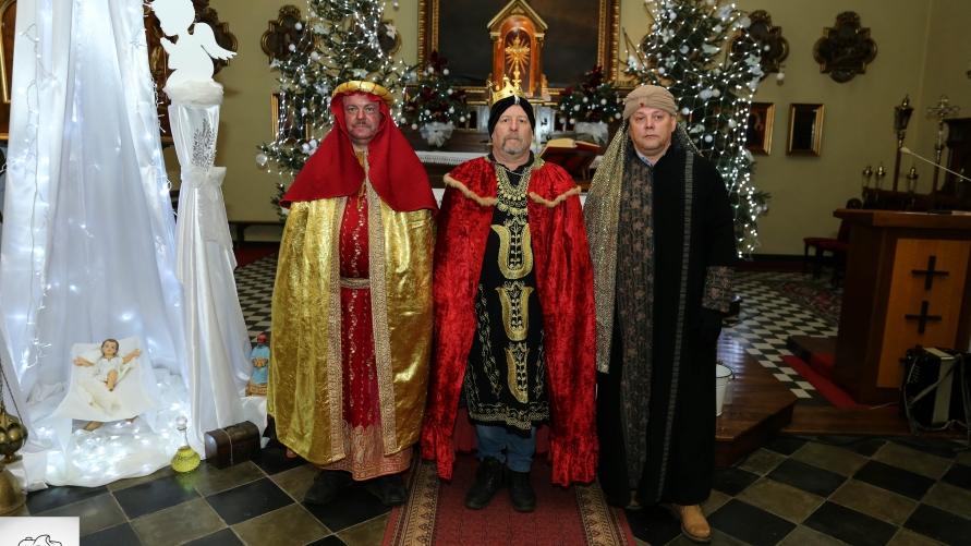 Orszak Trzech Króli w Wyganowie