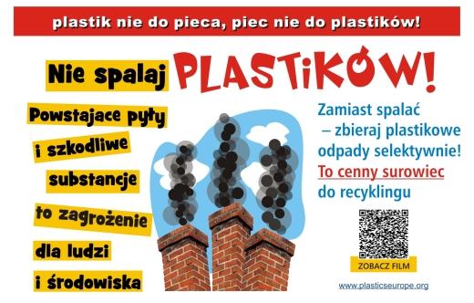 Plastik nie do pieca – piec nie do plastiku