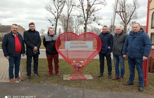 Fundatorzy serca w Łagiewnikach