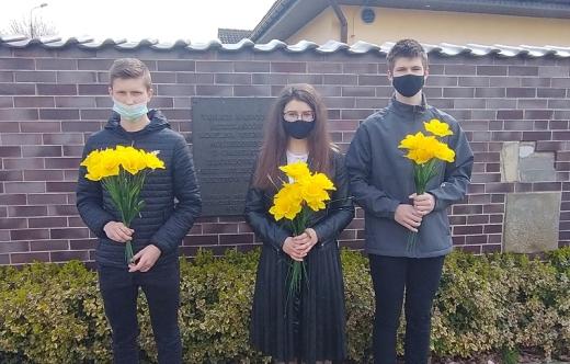 uczniowie SP Kobylin