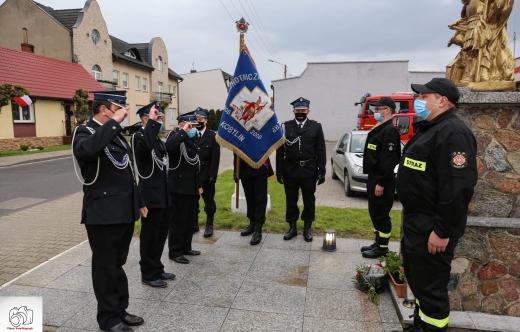 Strażackie święto w Kobylinie