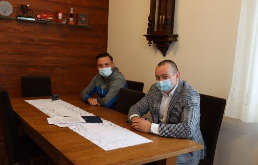 Umowa na prace w Srokach podpisana