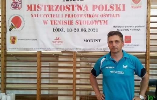 Nauczyciel reprezentujący szkoły na mistrzostwach