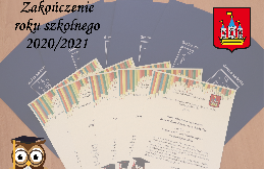 dyplomy stypendium Burmistrza