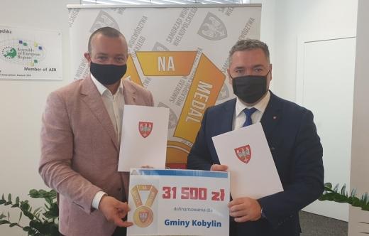 Kolejne 31.500 zł dotacji z urzędu marszałkowskiego