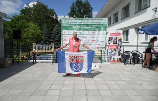 Zawodnik Czesław Roszczak