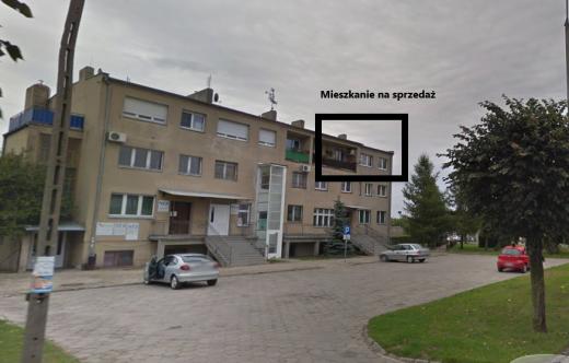 Budynek przy ulicy Grunwaldzkiej
